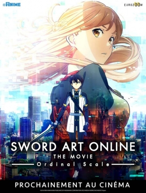 Sword Art Online Movie (Sword Art OnlineThe Movie Ordinal Scale)