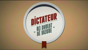 Dictateur un boulot de dingue