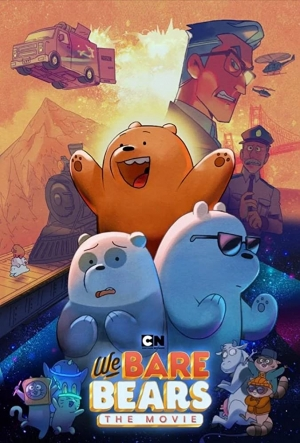 We Bare Bears : Le Film (We Bare Bears: The Movie)
